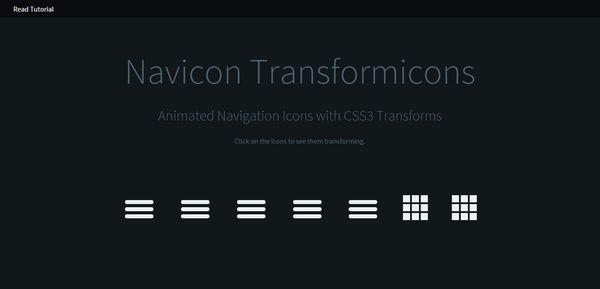 Navicon Transformicons