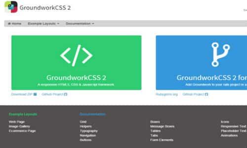 Groundwork Framework