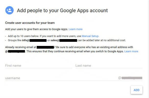 Verification of Domain